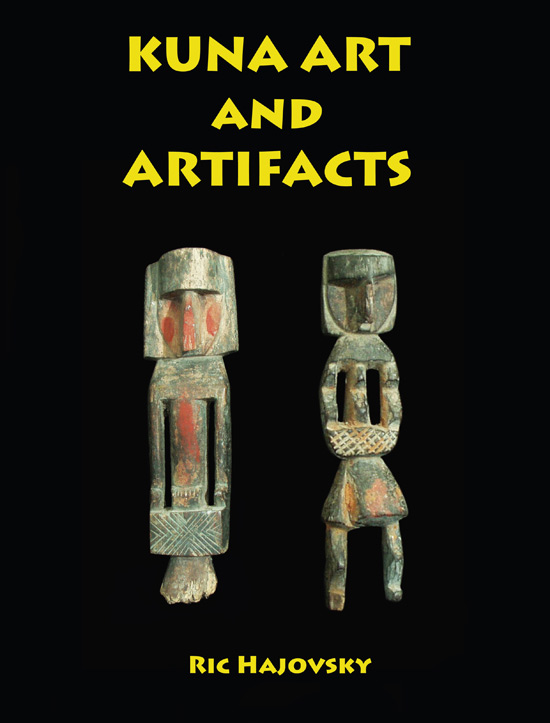 Kuna Art and Artifacts book cover